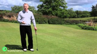 Golf Rules: What to do when the ball is on the edge of the hole