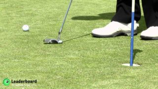 Golf Rules: Your putting line
